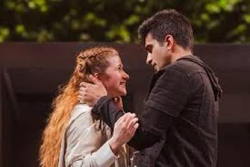 romeo and juliet at the barbican