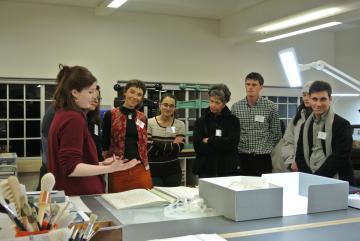 Ertegun Scholars at the Weston