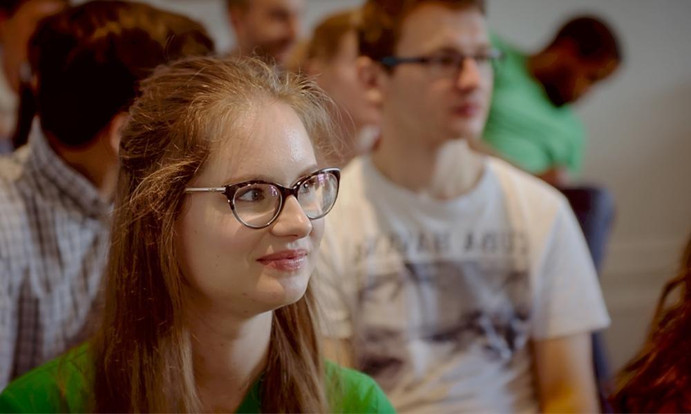 Karolina Watroba - Ertegun Scholar